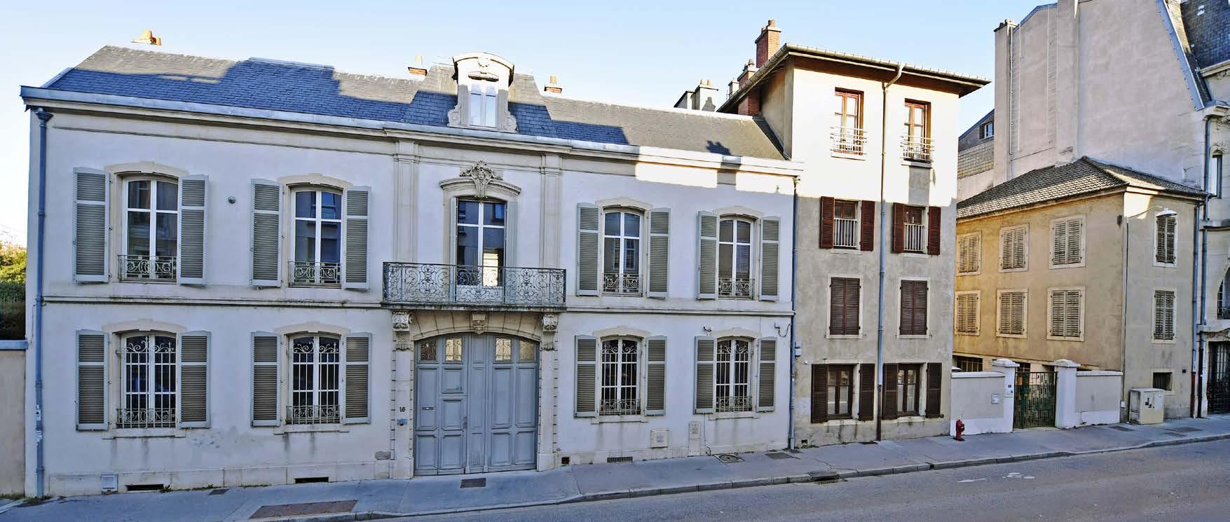 NANCY - 14-16 rue de Metz