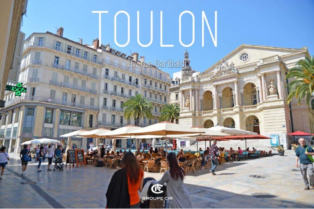 Toulon garibaldi